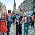 Edfringe and the Three Steps Behind Club